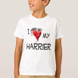 I Liebe mein Geländeläufer T-Shirt