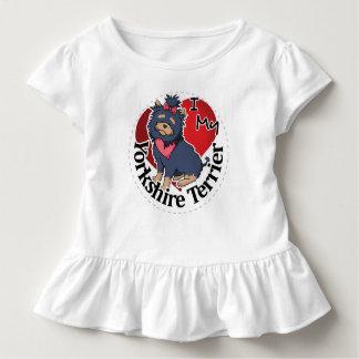 I Liebe mein glücklicher entzückender lustiger u. Kleinkind T-shirt
