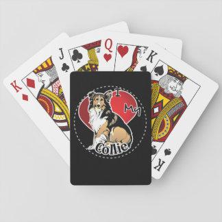I Liebe mein glücklicher entzückender lustiger u. Spielkarten