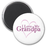 I Liebe mein Großvater Magnete