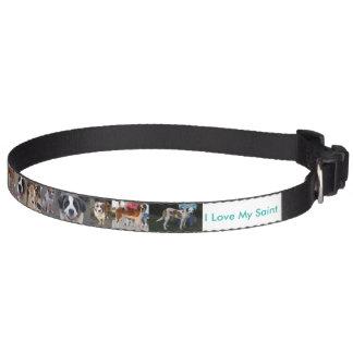I Liebe mein Heilig-Hundehalsband Hundehalsbänder