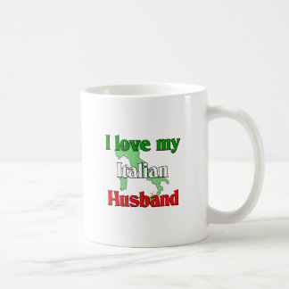 I Liebe mein italienischer Ehemann Kaffeetasse