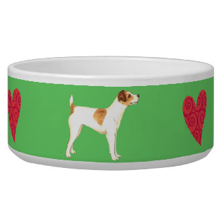 I Liebe mein Jack-Russell-Terrier Napf