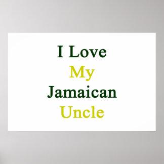 I Liebe mein jamaikanischer Onkel Poster