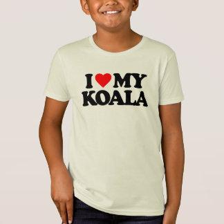 I LIEBE MEIN KOALA T-Shirt