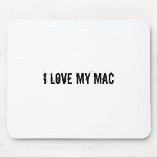 I Liebe mein Mac-Mousepad