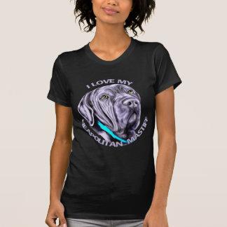 I Liebe mein neapolitanischer Mastiff T-Shirt