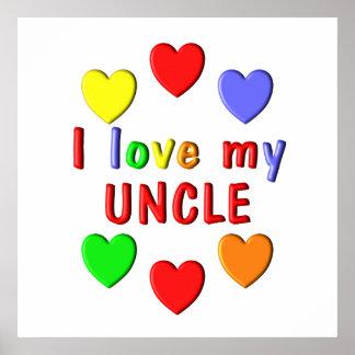 I Liebe mein Onkel Poster