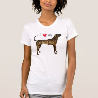 I Liebe mein Plott T-Shirt
