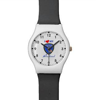 I Liebe mein Polizei-Ehemann Uhr