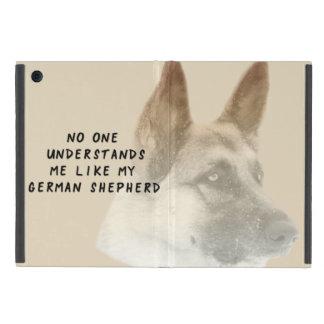 I Liebe mein Schäferhund iPad Mini Hüllen