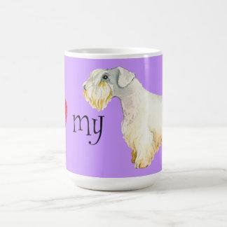 I Liebe mein Sealyham Terrier Kaffeetasse
