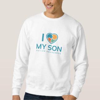 I Liebe mein Sohn Sweatshirt