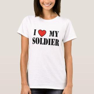 I LIEBE MEIN SOLDAT T-Shirt