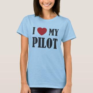 I Liebe mein Versuchst-stück T-Shirt