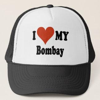I Liebe meine Bombay-Katzen-Waren Truckerkappe