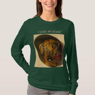 I LIEBE MEINE DACKEL! T-Shirt