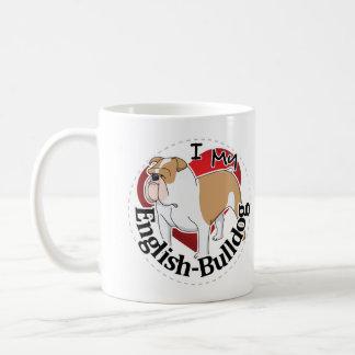 I Liebe meine entzückende lustige u. niedliche Kaffeetasse