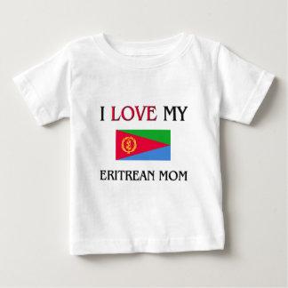 I Liebe meine Eritrean-Mamma Baby T-shirt