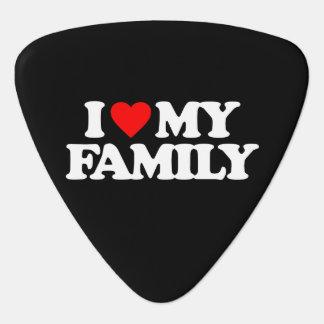 I LIEBE MEINE FAMILIE PLEKTRON