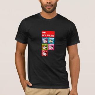 I Liebe meine Fliesen! T-Shirt