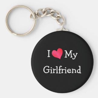 I Liebe meine Freundin Schlüsselband