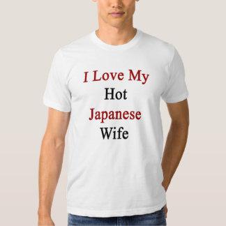 I Liebe meine heiße japanische Ehefrau T Shirt