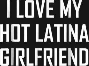 Beste Freunde Latina Freundin