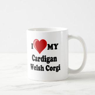 I Liebe meine Kaffeetasse