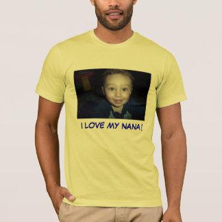 I LIEBE MEINE NANA! T-Shirt