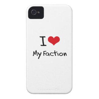 I Liebe meine Partei iPhone 4 Hülle