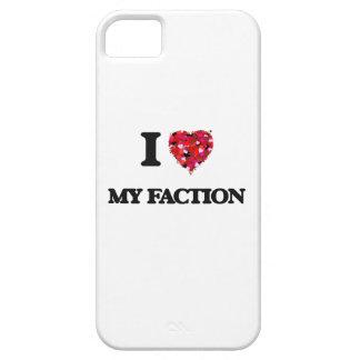 I Liebe meine Partei iPhone 5 Etuis
