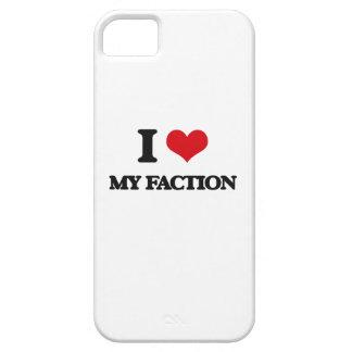I Liebe meine Partei iPhone 5 Hülle