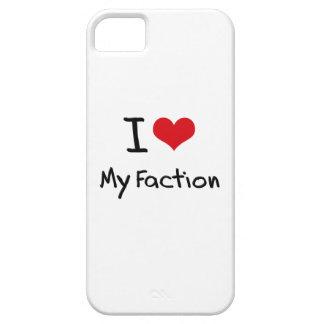 I Liebe meine Partei iPhone 5 Case