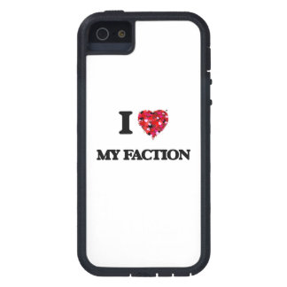 I Liebe meine Partei iPhone 5 Cover