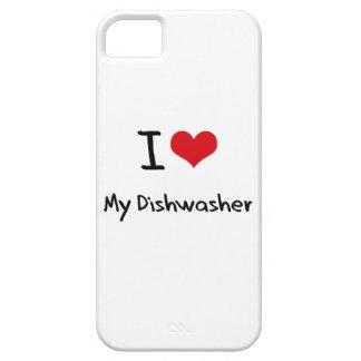 I Liebe meine Spülmaschine iPhone 5 Hülle