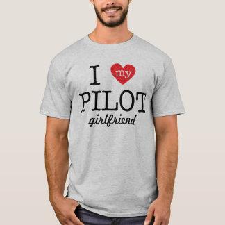 I Liebe meine Versuchsfreundin T-Shirt
