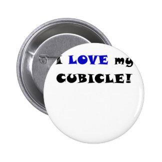 I Liebe meine Zelle Runder Button 5,7 Cm