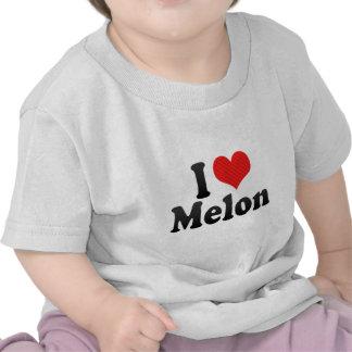I Liebe-Melone T Shirts