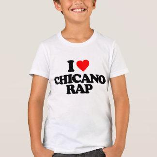 I LIEBE-MEXIKO-AMERIKANER RAP T-Shirt