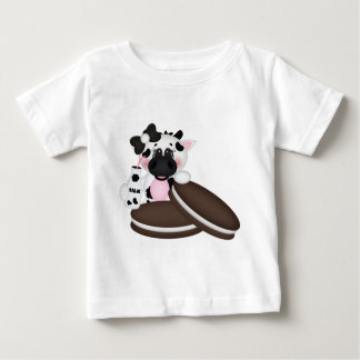 I Liebe-Milch-Kuh Baby T-shirt