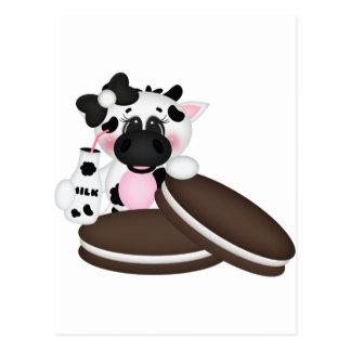 I Liebe-Milch-Kuh Postkarte