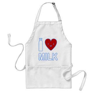 I Liebe-Milch-Schürze