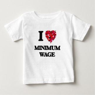 I Liebe-Mindestlohn Shirt