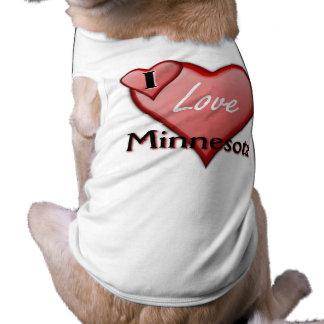 I Liebe Minnesota Shirt