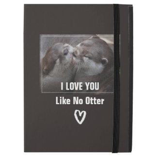 I Liebe mögen Sie kein Otter-niedliches Foto