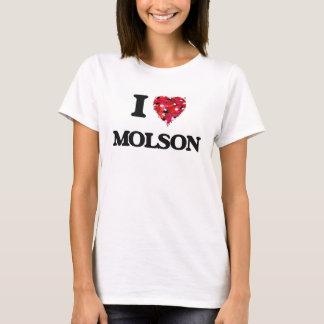 I Liebe Molson T-Shirt