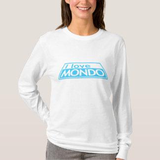 I LIEBE MONDO - Projekt-Rollbahn Tim Gunn Heidi T-Shirt