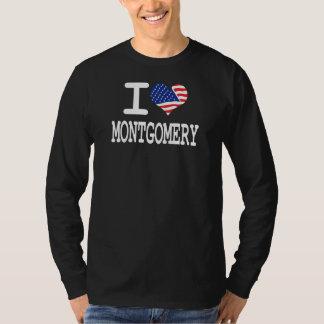 I Liebe Montgomery T-Shirt