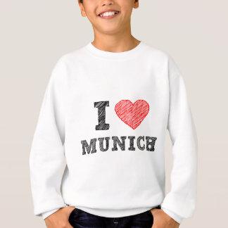 I Liebe München Sweatshirt